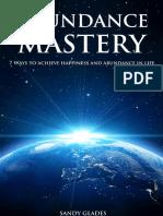Abundance Mastery