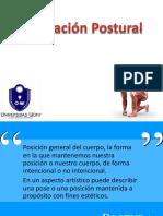 Evaluación Postural