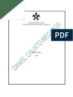 EVIDENCIA 110-MANTENIMIENTO Y CONSERVACIÓN DE LA PC PORTATIL