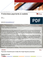 Frictionless Payments and Wallets