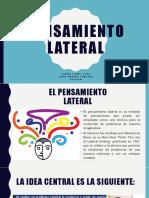 Pensamiento Lateral Expo