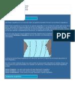 Declinación Magnética en Las Cartas de Navegación