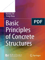 Xianglin Gu Basic Principles of Concrete Structures
