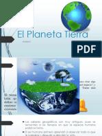 El Planeta Tierraa