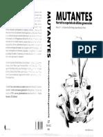 Juan Francisco Ferré - Prólogo a La Antología Mutantes