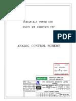 Analog Control Scheme-270MW