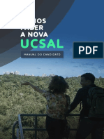 Manual Processo Seletivo 2018.1