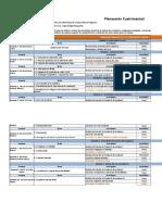 Planeacion Cuatrimestral Administracion de La Cadena de Valor 5