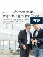 Cisco Digital Transformation