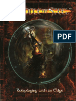 The Riddle of Steel - Core Rulebook - Fascimile Scan