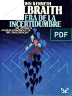 Galbraith, John Kenneth - La era de la incertidumbre [40443] (r1.0).epub