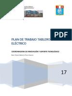 Plan de Trabajo Tablero Electrico (1)