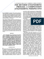 The Reverse Engineering Process