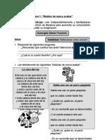 Guía 2º lenguaje