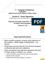 CS6461ComputerArchitectureLecture9.ppt