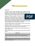 Fg149 Manejo y Administración de Areas Protegidas
