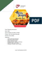 Marketing Internacional Honey Delight[1]