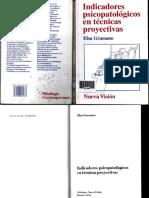 GRASSANO cap.1 y 2 Indicadores en técnicas proyectivas