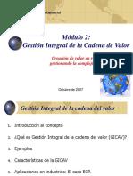 Modulo 2 Gestion Integrada de La Cadena de Valor