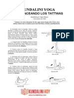 Set de Yoga Balanceando Los Tattwas