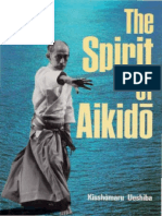 Ueshiba Kisshomaru - The Spirit of Aikido