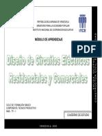Diseño de Circuitos Eléctricos Residenciales y Comerciales