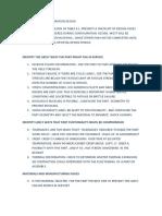 Checklist for Configuration Design