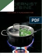 Modernist Cuisine  Historia y Fundamentos parte 1
