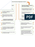 Informe, Importancia de Las Funciones, Organizaciones, Control y Staff