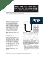 Clemente de Alejandría los tres tipos de muerte y su alcance moral Paola Druille Universidad Nacional de la Pampa 2010.pdf