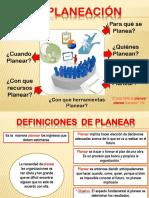 7 La Planeacion