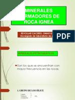 Exposicion Rocas Igneas