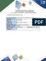 Guia de Actividades y Rubrica de Evaluacion- Fase 2- Desarrollar Actividad Sobre Los Temas de La Unidad 1