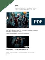 THE AVENGERS 3d&t alpha.docx