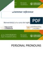 Grammar Refernce(1)