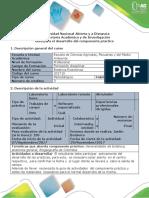 Guía de Actividades Para El Dearrollo Del Componente Práctico - Fase 5