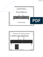 Lecture 3 - Flexural Behavior