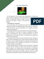 El Ciclo Finaciero2