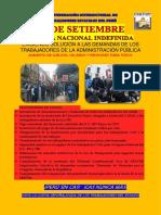 09.19 Afiche Huelga Indefinida 27.09.17