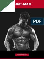 2 Dbal MAX Workout eBook