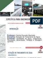 Aula ETA - Prof Camila