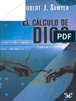 Sawyer, Robert J. - El Calculo de Dios (r1.0 Darthdahar)