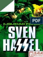 Hassel,Sven.!Liquidad Paris!.BARCELONA,INEDITA,2005.272 págs.Tapa blanda- Lengua