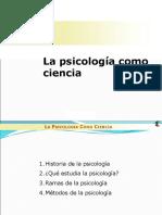 CLASE 2 Historia de La Psicología CLASE 2