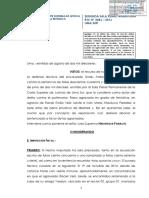 LEGIS.pe-r.N.-2086-2016-Lima-Sur-DTestigo Presencial Que Sufre Agresión Por Evitar Sustracción No Es Sujeto Pasivo Ni Víctima de Robo