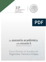 Atp Enla Escuela II 2010-2011