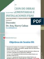 170529 Sesion 8 t Valuacion de Obras Complementarias Hca