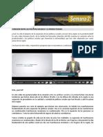 Video Conexión Entre Las Políticas Sociales y La Productividad