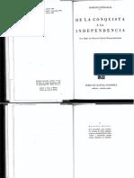 De la conquista a a la independencia-Mariano Picon Salas.pdf