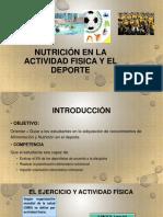 Nut Dep y Metabolismo Del Ejercicio SILVIA VELASQUEZ